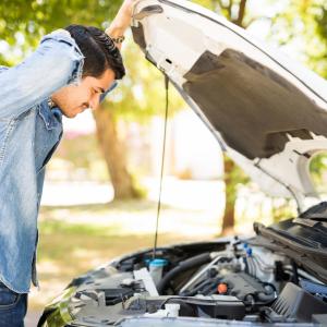 Car's Broken, Can You Fix It?