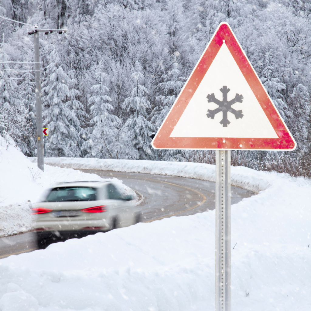 Driving in Snow: How To Stay Safe