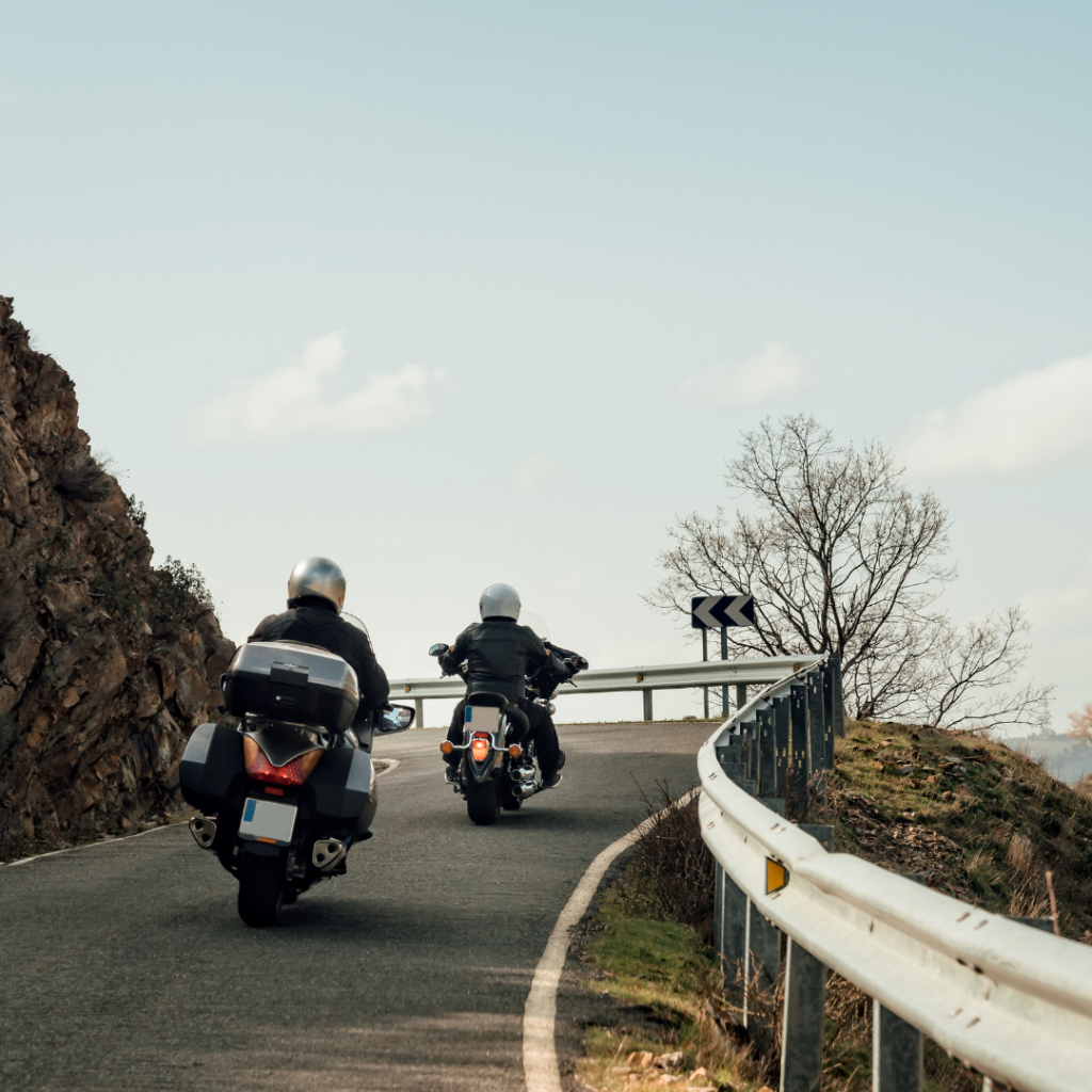 Best Motorbikes for Mountain Roads